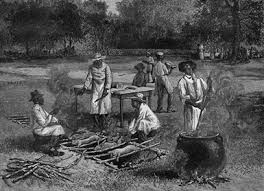 what is the real origin of the word barbeque culinarylore