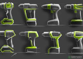 product design drill concept variations blender product design