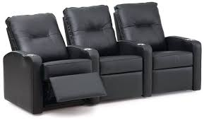 palliser impulse theater seating media chairs 4seating
