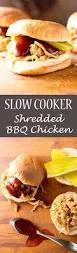 best 25 crockpot shredded bbq chicken ideas on pinterest easy