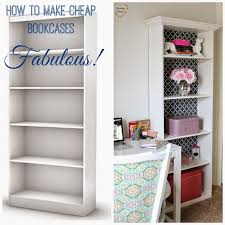 How To Make A Cheap Bookcase 15 Inspirations Of Cheap Bookcases