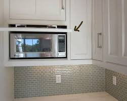 kitchen cabinet with microwave shelf 15 microwave shelf suggestions