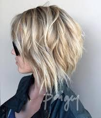 jagged layered bobs with curl 25 cute layered bob haircuts for women haircuts bobs and haircut