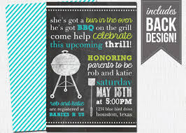 bbq baby shower invitations kawaiitheo com
