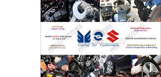 car engine service prg motors maruti authorised service station