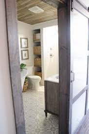 how build bathroom shelves next shower and some you have also asked about the beautiful barn door tutorial for that soon well