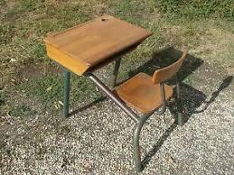 bureau ancien ecolier bureau école meuble ancien pupitre écolier enfant stella vintage