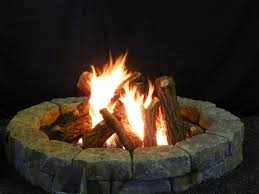 Propane Fireplace Logs by Formation Creation Inc Fire Pit Kits