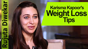 karisma kapoor u0027s tips for weight loss rujuta diwekar indian