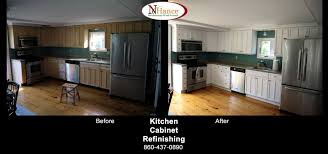 kitchen cabinets connecticut kitchen cabinet refinishing southeastern connecticut nhance