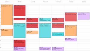 a week in the life tufts admissions