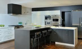 small l shaped kitchen ideas along segment divider pure white wall