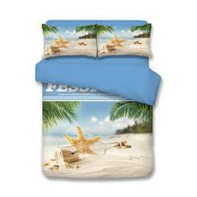 Beachy Comforters Online Get Cheap Cotton Bedding Set Beach Aliexpress Com