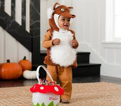 fox halloween costume 12 24 months pottery barn kids