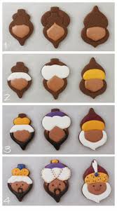1164 best christmas cookies ideas images on pinterest decorated