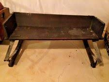 Horse Buggy Seat Sporting Goods Ebay