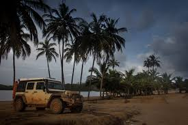 jeep beach ivory coast coast the road chose me