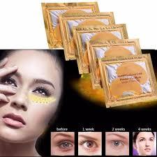 Jual Masker Mata Collagen Di Surabaya jual masker mata collagen gold panda gel penghilang keriput