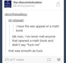 Sex Memes Tumblr - the sex appeal of a math book tumblr know your meme
