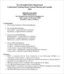 department meeting agenda template 9 free word pdf documents