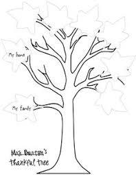 thankful tree printable thankful tree gratitude and free printable