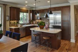 Phoenix Kitchen Cabinets by Kitchen Cabinets In Phoenix Pcs Laguna Brandy With Orb Pulls