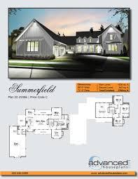 farm house house plans summerfield modern cottage modern and house