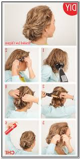 easy updos for long hair step by step hair style and color for woman