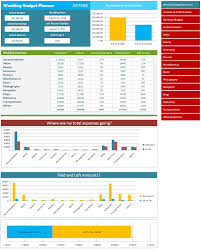 Budget Calculator Spreadsheet by Wedding Budget Calculator And Estimator Spreadsheet