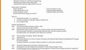 fresh manufacturing test engineer cover letter resume sample