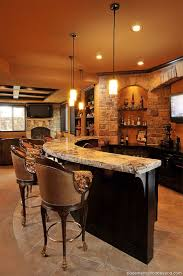 Entertaining Kitchen Designs 52 Splendid Home Bar Ideas To Match Your Entertaining Style