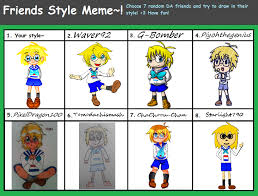 Meme Suite - yvon netherland friend drawing style meme suite by hobygrenousse