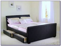 full size trundle bed with storage drawers bedroom home design