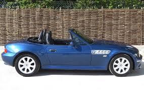 bmw z3 specialist bmw z3 z3 2 8 facelift manual roadster topaz blue with black
