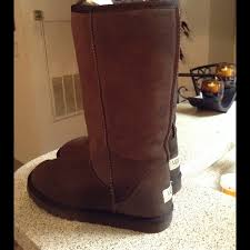 ugg s boots chocolate 54 ugg boots chocolate brown ugg boots size 8w
