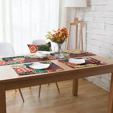 Online Get Cheap Korean Dining Table Aliexpresscom Alibaba Group - Dining room table placemats