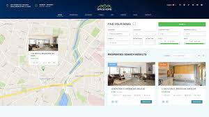 Real Estate Map Space Home Real Estate Wordpress Theme By Plazart Themeforest