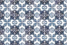 blue and black portuguese tile wallpaper murals wallpaper
