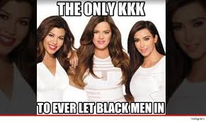 Kardashian Memes - khloe kardashian kracks klan joke tmz com