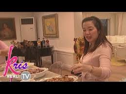 kris aquino kitchen collection kris shows house in kris tv