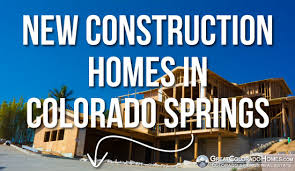 Colorado Home Builders New Construction Homes U0026 Builder Inventory In Colorado Springs
