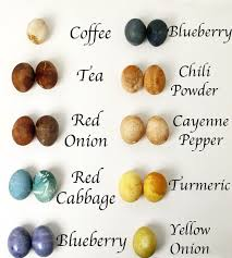 dye for easter eggs celebrate easter naturally dyeing eggs with plants and spices