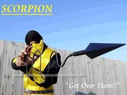 Scorpion Halloween Costume 20 Mortal Kombat Costumes Ideas Mortal Kombat