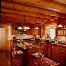 kitchen room 2017 log cabin kitchen home kitchen houseoneup log