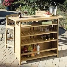Outdoor Bar Cabinet Doors What S The Best Outdoor Bar Set For Your Pool Or Patio With Tiki
