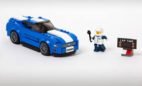 lego speed champions ferrari ford mustang and raptor to join lego speed champions lineup