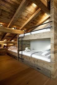 decoration chambre comble avec mur incliné decoration chambre comble avec mur incline type pour chalet en