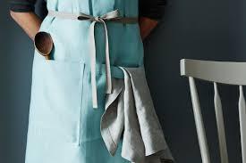 the origins modern apron design