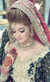 parlour bridal make up