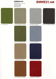 bmw e30 colours paintwork upholstery colors bmwe21 jeroen s bmw e21